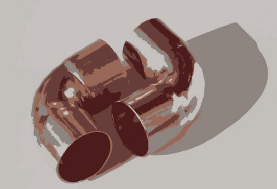 Industrial Copper Pipe Fittings Stockist Anchor Plastics Ripley