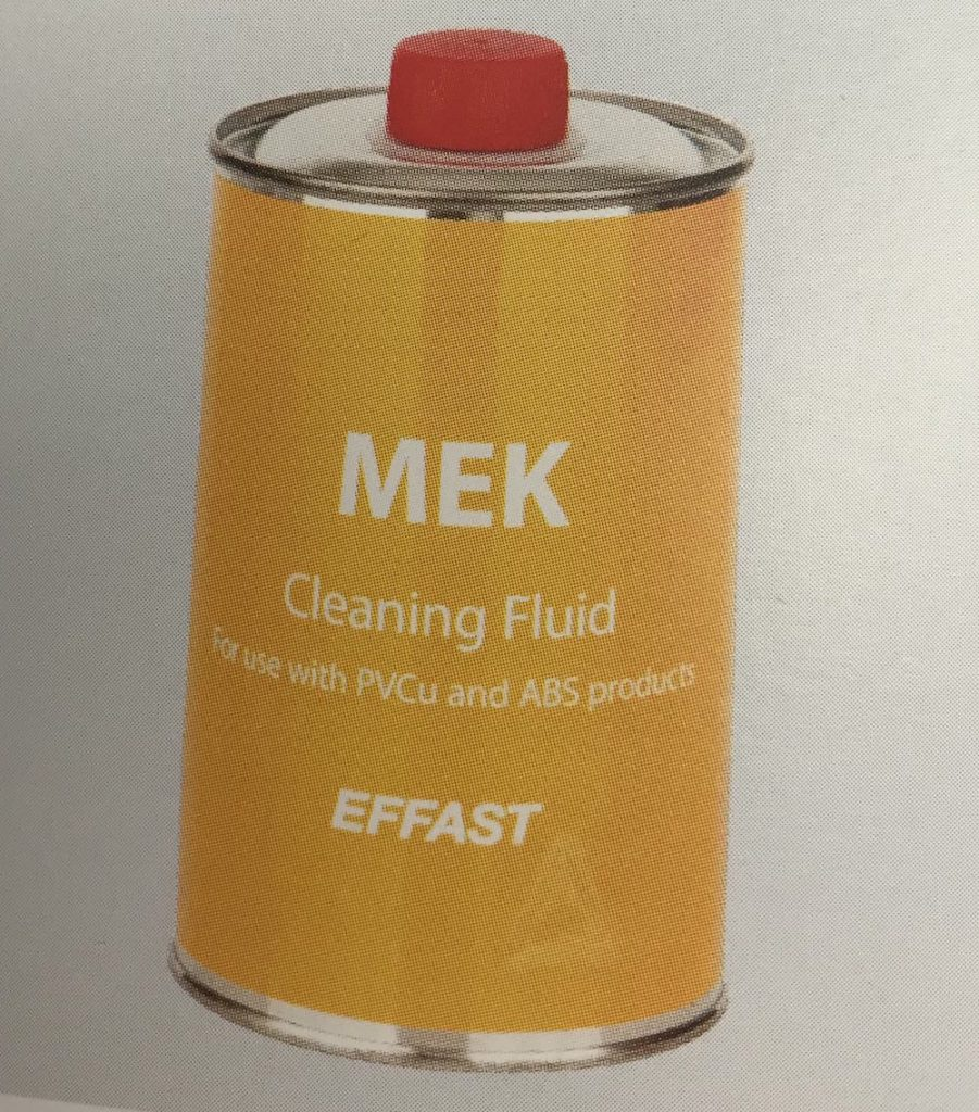 Effast MEK Cleaning Fluid