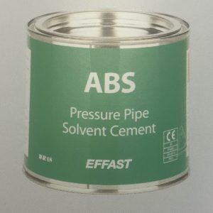 Anchor Industrial Plasticss Abs Pressure Pipe Solvent Cement Effast Accessory