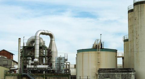 Chemical Industry Plastic Pressure Systems Derbyshire