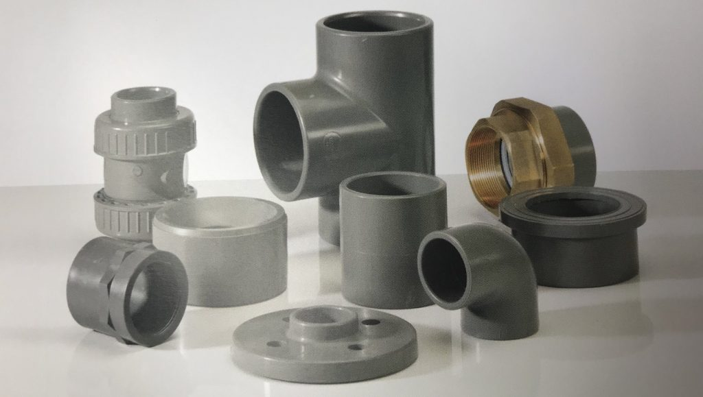 Anchor Industrial Plastics Effast ABS Pipe System Stockist Derby