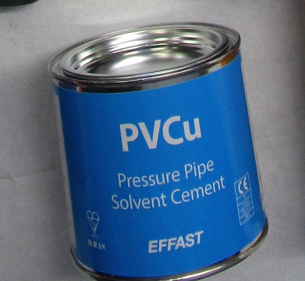 Anchor Plastics Solvent Cement PVCu
