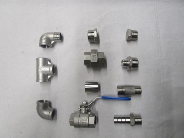 Stainless Steel Fittings Anchor Plastics